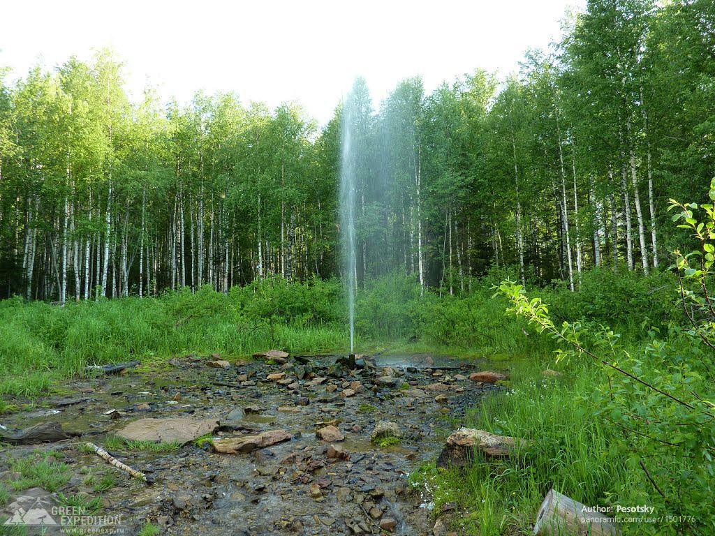 Поход в национальный парк Зюраткуль из Уфы, озеро ...